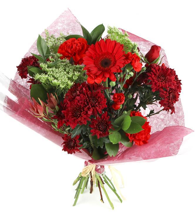 Red Bouquet (1)