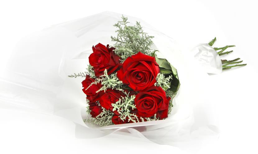 Red Rose Bunch (2)