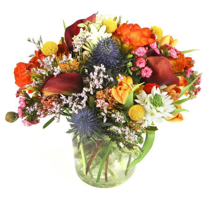 Seasonal Vase (2)