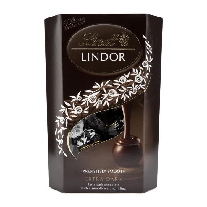 Lindt Lindor 200g Extra Dark