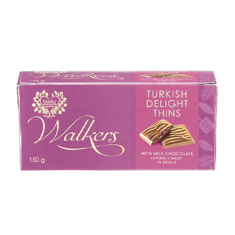 Walkers Turkish Delight R45